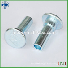 high quality hardware holow aluminium rivets