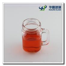 300ml 10oz Glass Beer Mugs with Handles