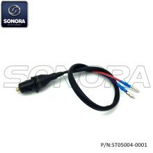 LONGJIA Peça de reposição LJ50QT-K Interruptor do freio a disco dianteiro (P / N: ST05004-0001) QUALIDADE SUPERIOR