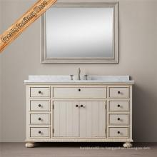 Новый дизайн Hot Sell Free Standing Bathroom Cabinet Vanity