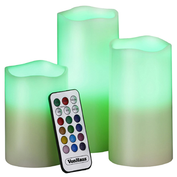 Scents LED candle
