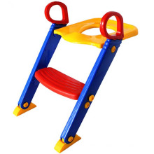 New Baby Toilet Trainer Cadeira Assento Potty Ladder Baby Toys