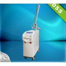 A maioria dos profissionais Q-Switch ND YAG Laser para uso hospitalar