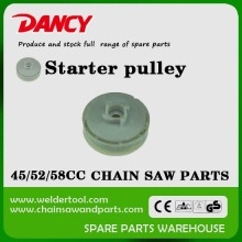 4500 5200 5800 chainsaw spare starter pulley