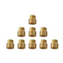 Piezas de repuesto / piezas de mecanizado CNC (latón, piezas de cobre)