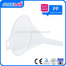 JOAN Laboratorio de alta calidad transparente PP embudo de plástico