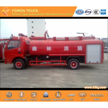 DONGFENG 4X2 rear rolling gatefire fighting truck