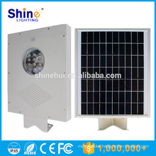 Integrated solar garden light SHTY-212 powerful 12w