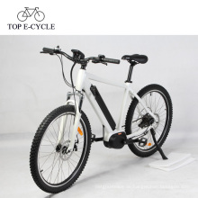 Neueste bafang 8fun mitte motor e-bike mtb fahrrad voll suspension