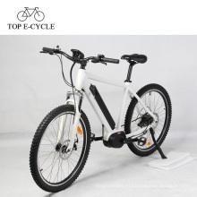 El último bafang 8fun mid motor e-bike mtb bicicleta suspensión completa