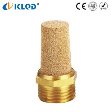 Bsl 1/4 Zoll Messing Material Niedriger Preis Auspufftopf Schalldämpfer