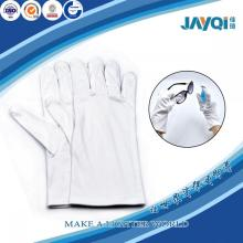 White Microfiber Jewelry Polishing Glove