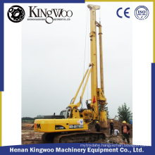 FD128A full hydraulic piling rig piling driver