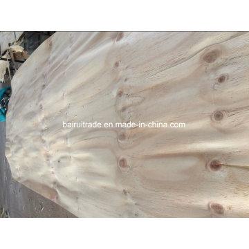 Sfogliati derullati Pine Core per mobili