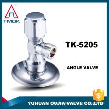 fabricante de válvula de ángulo de latón en china manguera flexible con válvula de ángulo latón superior