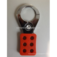 Resina ignífuga Seguridad aislante de aluminio loto hasp