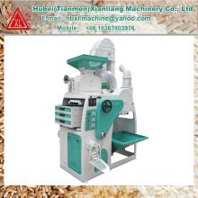La plus chaude vente de machines de moulin à riz automatique portatif