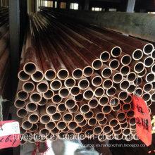 Tubería / tubo de aleación de cobre T2 para Industrial