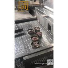 Máquina de linha de montagem para processamento de peixe