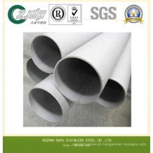 Preço competitivo aço inoxidável polido seamless pipe