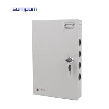 SOMPOM 12V 10A 120W 18CH CCTV Switch Power Supply for CCTV Camera