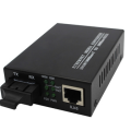 LC To Ethernet Fiber Optic Copper Media Converter