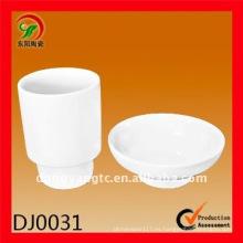 2 piezas de baño de cerámica de cerámica