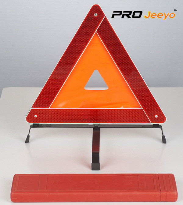 Reflective Traffic Safety Warning Tripod DL-204 1