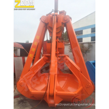 Garra de casca de laranja com uma única corda
