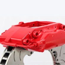 Disque de frein automatique de haute qualité 330 * 28mm pour kit de frein de course à quatre pistons Volkswagen Golf 7