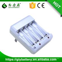 GLE- 823 Ni cd 2 3 AA Cargador de batería recargable para 4pcs NI-MH / NI-CD