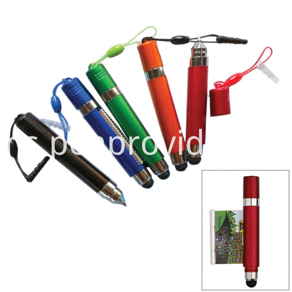 Stylus Banner Pen with Dustproof Plug