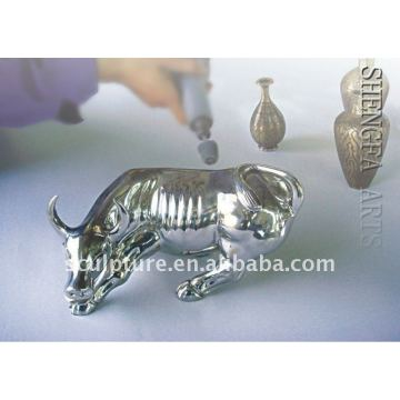Stainless Steel Animal Sculpture
