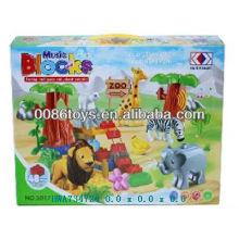2013 New item Animal building block