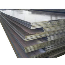 Hot-rolled Medium Steel Plate with ASTM Standard, Used for Making Rebar or Building House