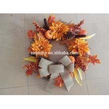 2017 Neuer Entwurfs-Beeren-Blumen-Mischfall-Kranz