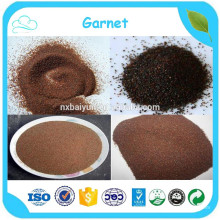 Natural Filter Material Garnet Sand For Water Treatment /Purification