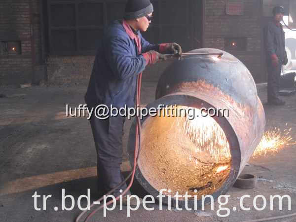 Alloy Pipe Fitting Reducer