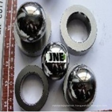 Valves Use Ball of Tungsten Carbide