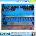 FX metal door u profile liner making equipment