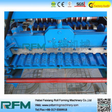 Good quality australia style steel roller shutter door forming machine