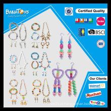 Diy brinquedos de beleza beads brinquedo colorido menina brinquedo