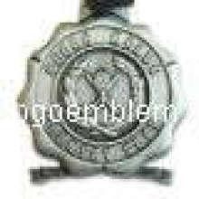Medalla de diseño 3D con cuello - Pewter Antique Plating - Venta a granel