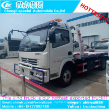 Factory Supplied High Quanlity Wrecker Superstructrue Beds Wrecker Body