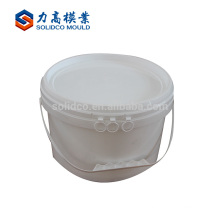 Cheap And High Quality Professional Manufacturer High Quality Plastic Injection Paint Bucket Mould Pail Mould