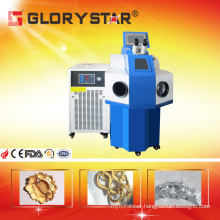 Fiber Laser Welding System for Jewelry