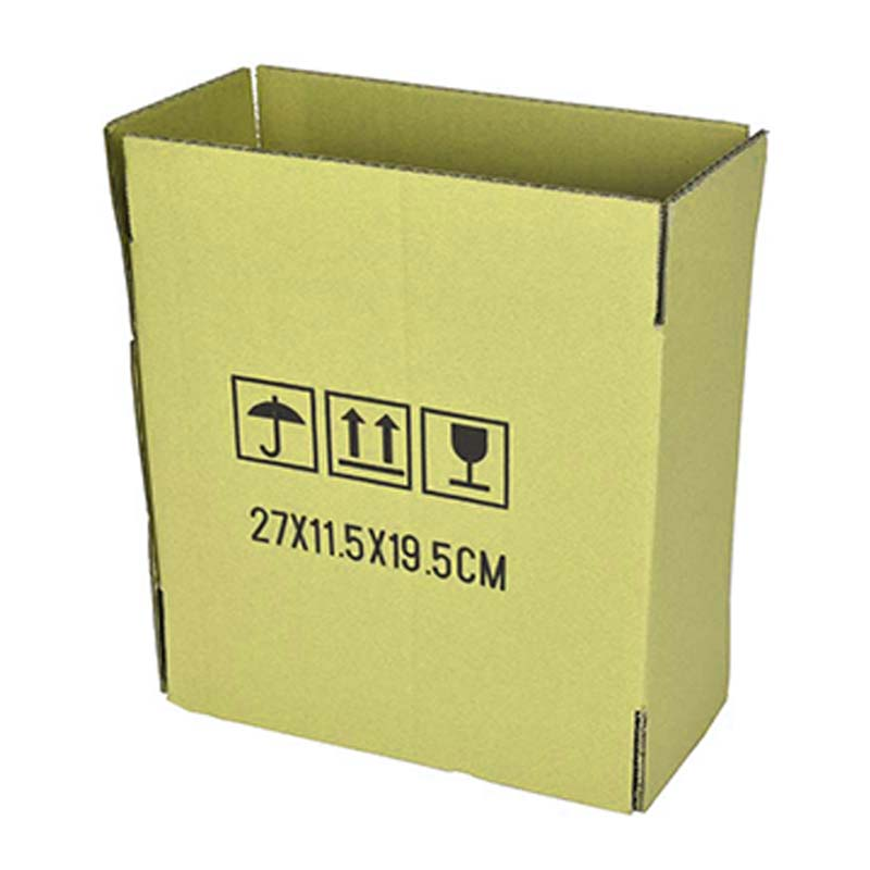 Color logistics cartons