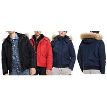 Long Parka Outwear Hooded Outerwear