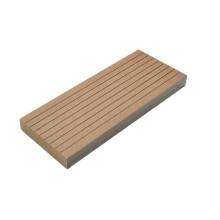 Solid / WPC / Wood Пластиковый композитный пол / напольное покрытие Decking85 * 18