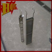 Чисто Titanium корзины анода с заводской цене